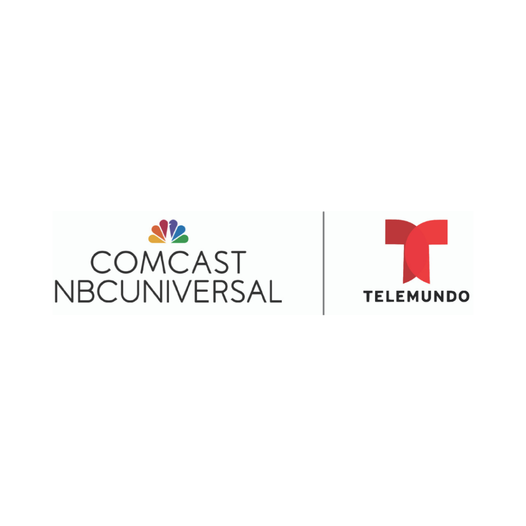Comcast NBC Universal Telemundo Logo