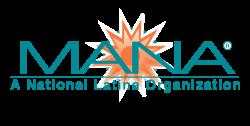 MANA, A National Latina Organization logo