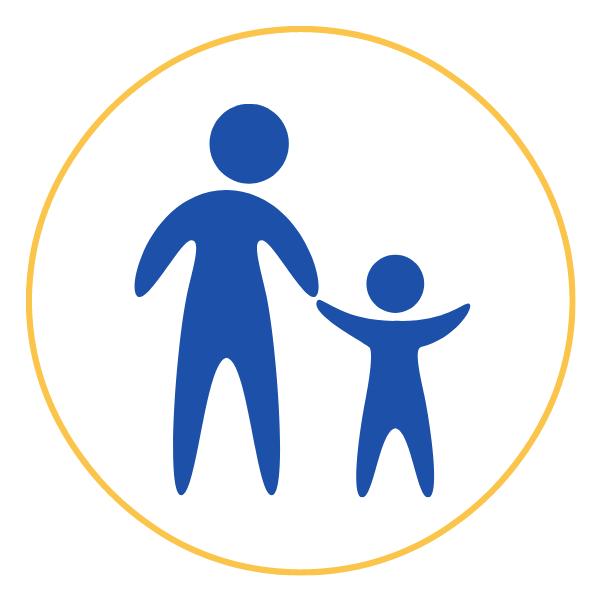 Parental leave icon